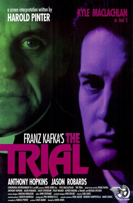 The Trial Movie Poster (11 x 17) - Item # MOV258001