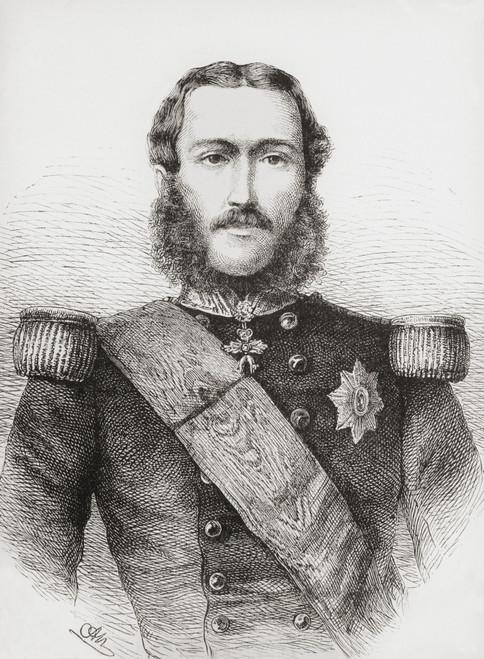 Leopold Ii, 1835 PosterPrint - Item # VARDPI2220256