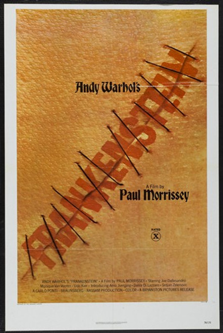 Flesh for Frankenstein Movie Poster (11 x 17) - Item # MOV413628