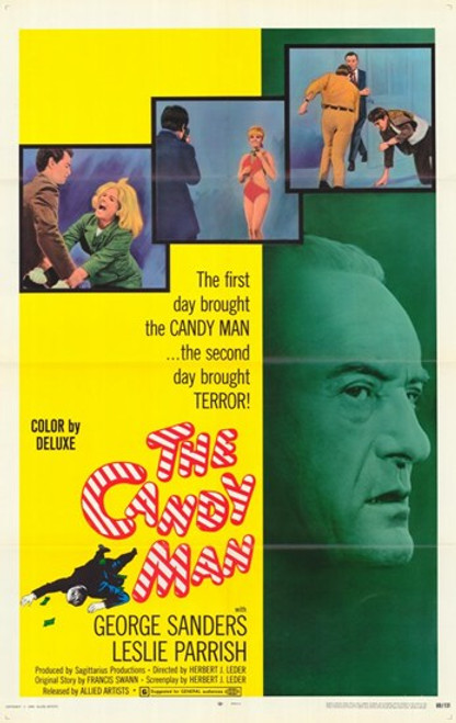 The Candy Man Movie Poster (11 x 17) - Item # MOV248878