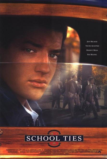 School Ties Movie Poster Print (27 x 40) - Item # MOVGF8413