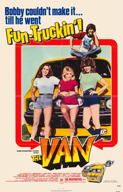 The Van Movie Poster (11 x 17) - Item # MOV260233