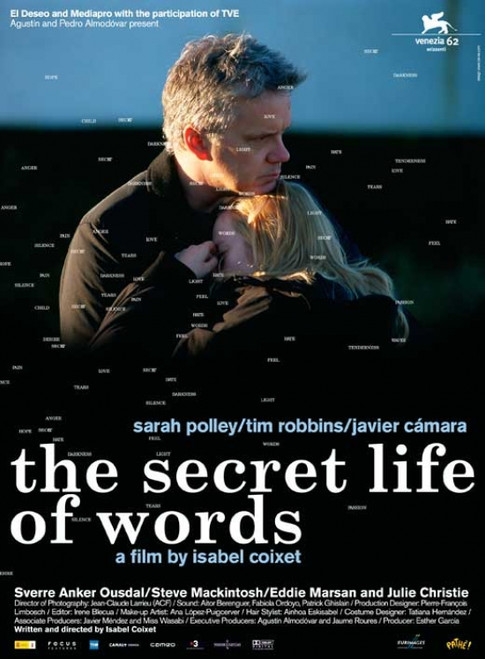 The Secret Life of Words Movie Poster Print (27 x 40) - Item # MOVGB18183