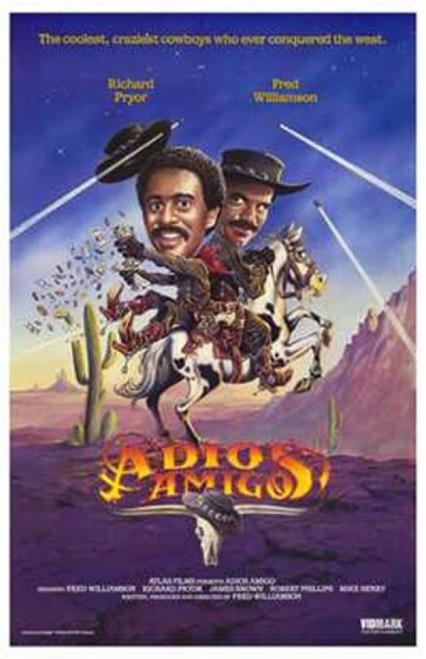 Adios Amigo Movie Poster (11 x 17) - Item # MOV247590