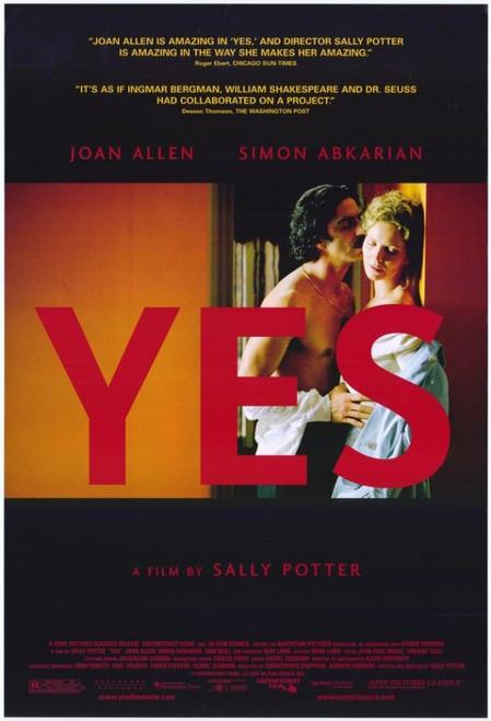 Yes Movie Poster Print (27 x 40) - Item # MOVIH2737