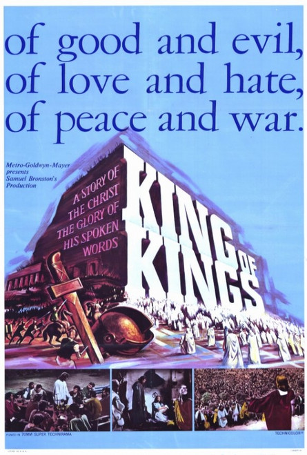 The King of Kings Movie Poster Print (27 x 40) - Item # MOVCF4435
