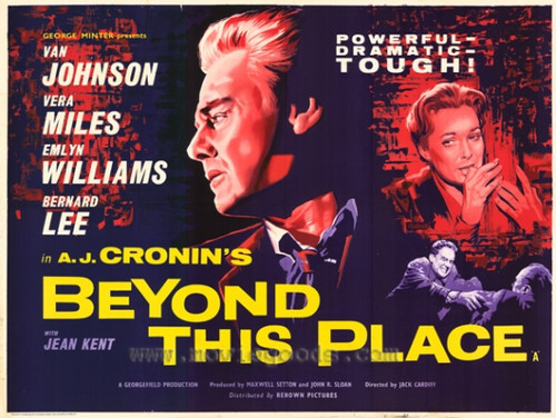 Beyond this Place Movie Poster Print (27 x 40) - Item # MOVEF5614