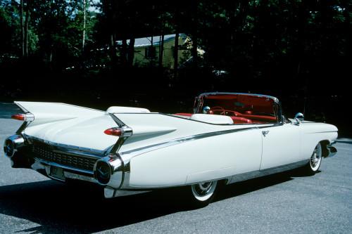 1959 El Dorado Biarritz Cadillac Convertible Poster Print By Vintage Collection - Item # VARPPI176153