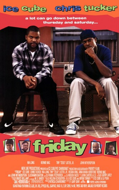 Friday Movie Poster (11 x 17) - Item # MOV196025