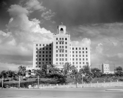 1930s-1940s The National Hotel Havana Cuba Poster Print By Vintage Collection (22 X 28) - Item # PPI178641LARGE