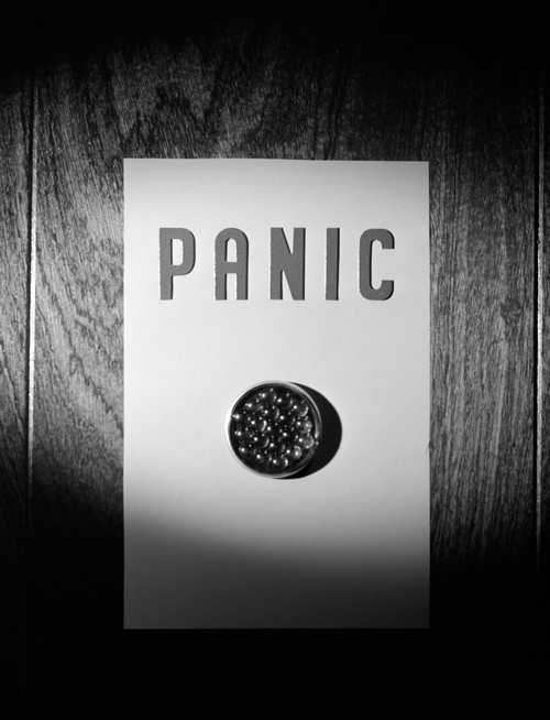 1970s Panic Button On Wall Poster Print By Vintage Collection - Item # VARPPI179335