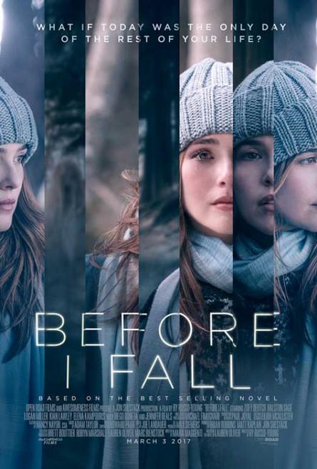 Before I Fall Movie Poster (27 x 40) - Item # MOVEB26455