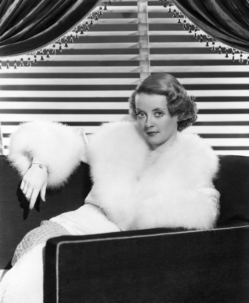 Bette Davis In The Mid 1930S Photo Print - Item # VAREVCPBDBEDAEC016H