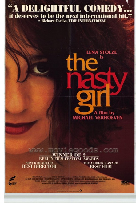 The Nasty Girl Movie Poster Print (27 x 40) - Item # MOVEH2400