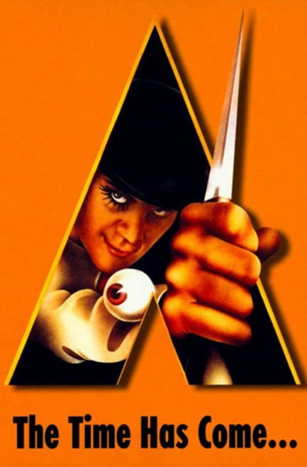 A Clockwork Orange Movie Poster (11 x 17) - Item # MOV299537