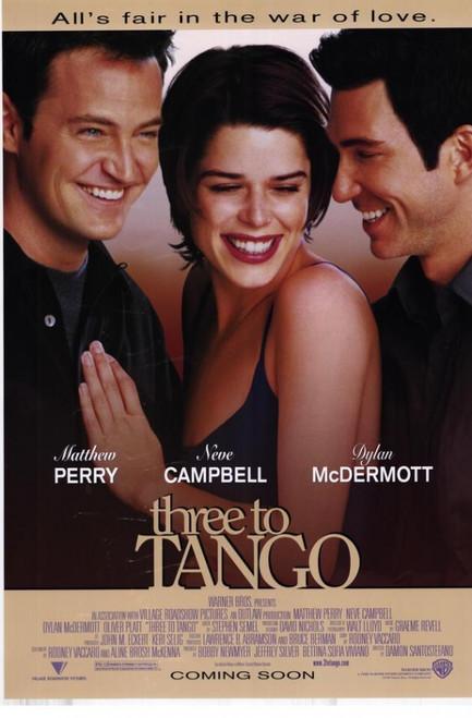 Three to Tango Movie Poster Print (27 x 40) - Item # MOVGH0693