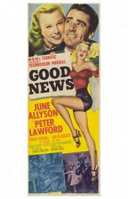 Good News Movie Poster (11 x 17) - Item # MOV248275