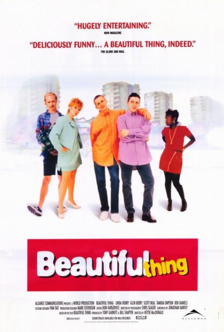 Beautiful Thing Movie Poster Print (27 x 40) - Item # MOVCH1360