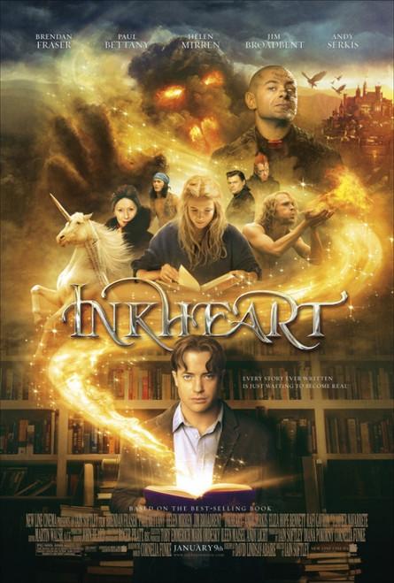 Inkheart Movie Poster Print (27 x 40) - Item # MOVAI5352
