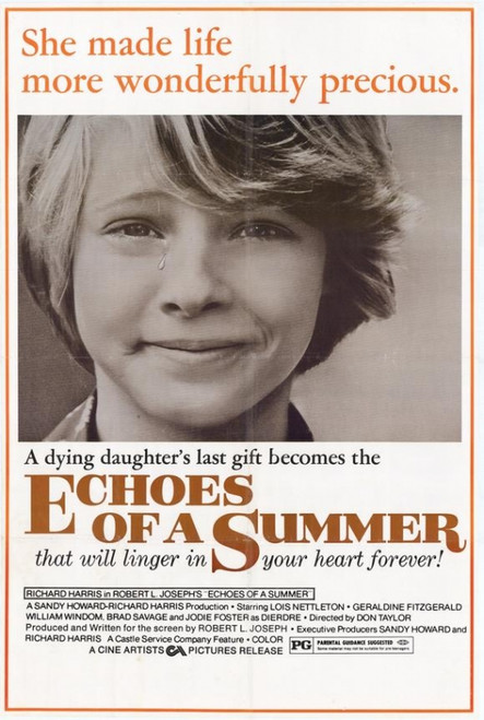 Echoes of a Summer Movie Poster Print (27 x 40) - Item # MOVCH1343