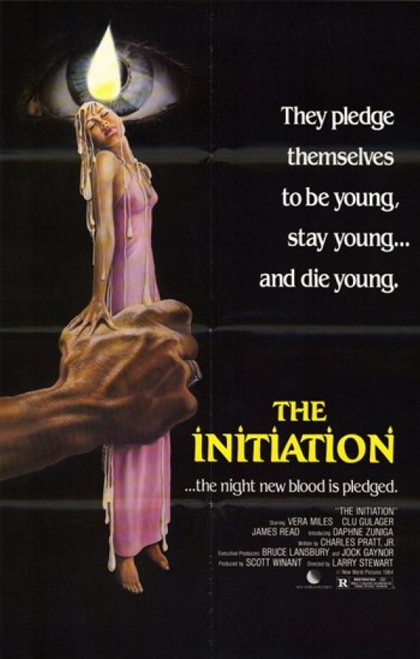 the Initiation Movie Poster (11 x 17) - Item # MOV248036