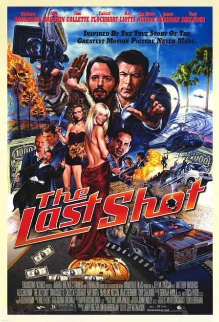 The Last Shot Movie Poster Print (27 x 40) - Item # MOVIF7247