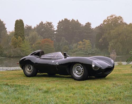 1958 Jaguar D-Type 3.8 litre sports racing 2-seater. Country of origin United Kingdom. Poster Print - Item # VARPPI170424