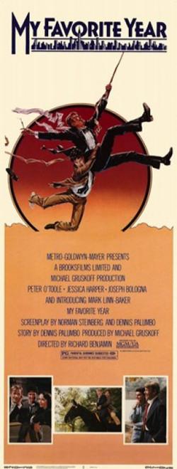 My Favorite Year Movie Poster (11 x 17) - Item # MOV220608