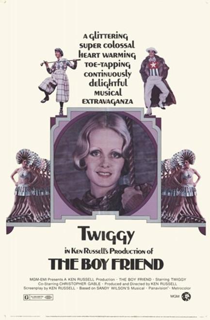 The Boy Friend Movie Poster (11 x 17) - Item # MOV255508