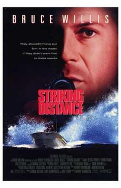 Striking Distance Movie Poster (11 x 17) - Item # MOV204934