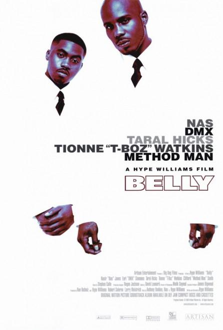 Belly Movie Poster Print (27 x 40) - Item # MOVCF3203