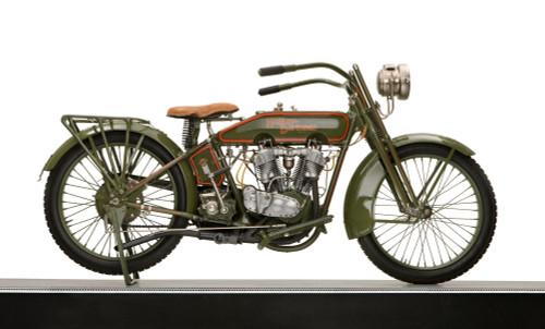 1919 Harley Davidson motorcycle Poster Print - Item # VARPPI170409
