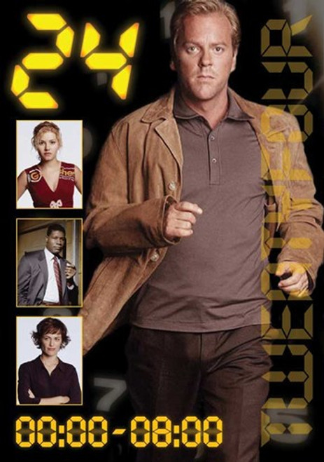 24 - style N Movie Poster (11 x 17) - Item # MOV475744