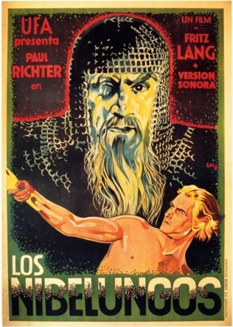 Los Nibelungos Movie Poster (11 x 17) - Item # MOV206657