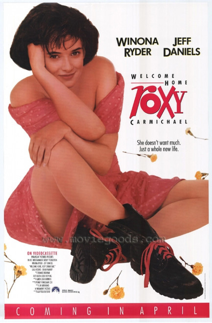 Welcome Home, Roxy Carmichael Movie Poster Print (27 x 40) - Item # MOVEF5404