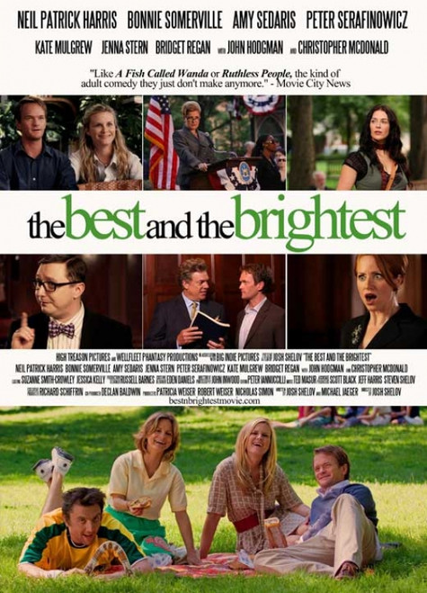 The Best and the Brightest Movie Poster Print (27 x 40) - Item # MOVAB95014