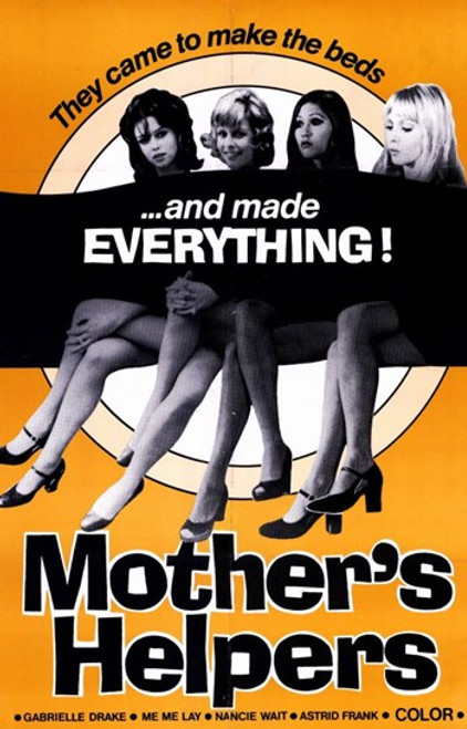 Mother's Helpers Movie Poster (11 x 17) - Item # MOV255632
