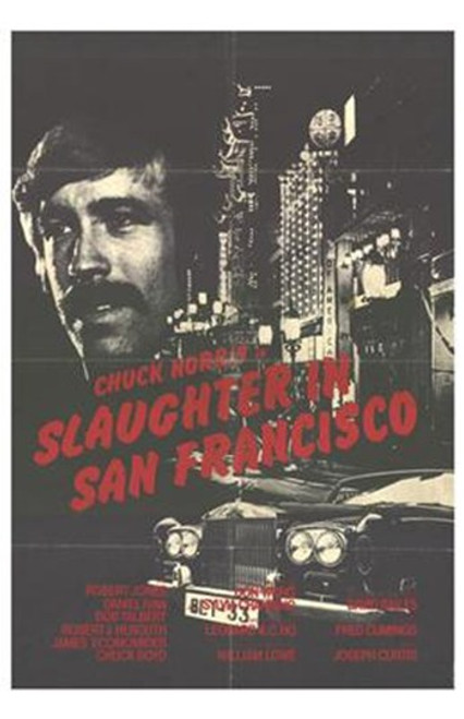 Slaughter in San Francisco Movie Poster (11 x 17) - Item # MOV227808