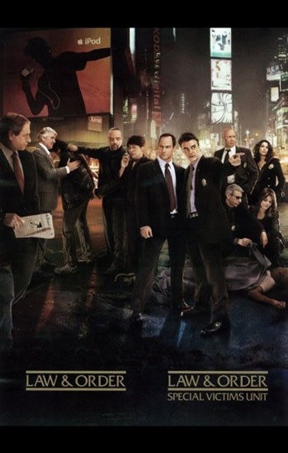 Law & Order Special Victims Unit Movie Poster (11 x 17) - Item # MOV371509