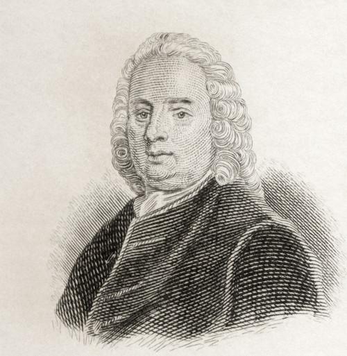 Samuel Richardson, 1689 To 1761. English Writer And Printer. From Crabb's Historical Dictionary Published 1825. PosterPrint - Item # VARDPI1906017