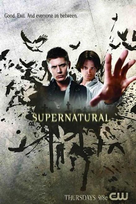 Supernatural (TV) Movie Poster (11 x 17) - Item # MOV496932