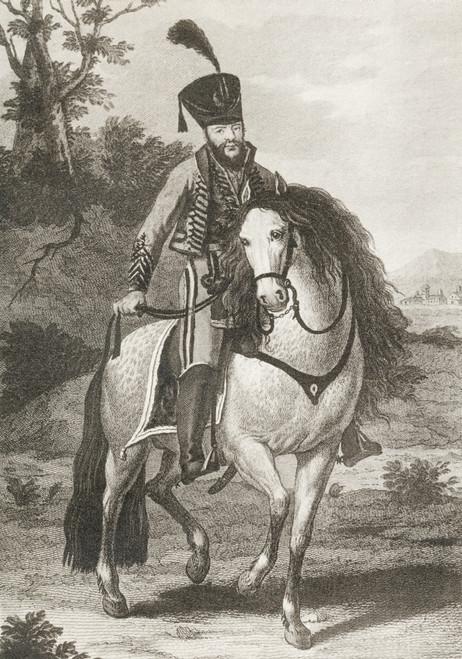 Francisco Abad Moreno, Also Called El Chaleco,1788 PosterPrint - Item # VARDPI2220343