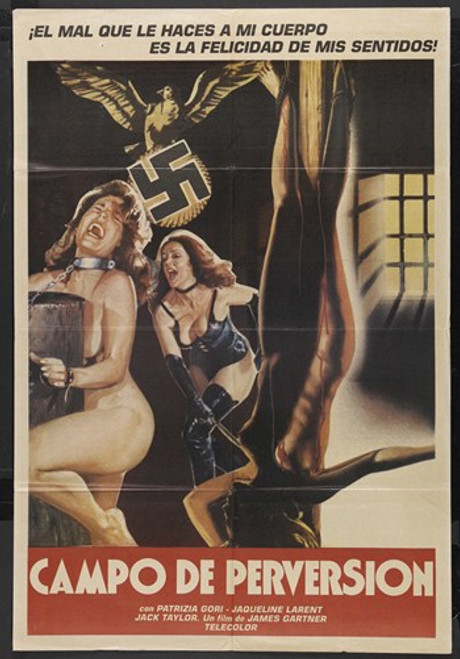 Nathalie Escape from Hell Movie Poster (11 x 17) - Item # MOV417854