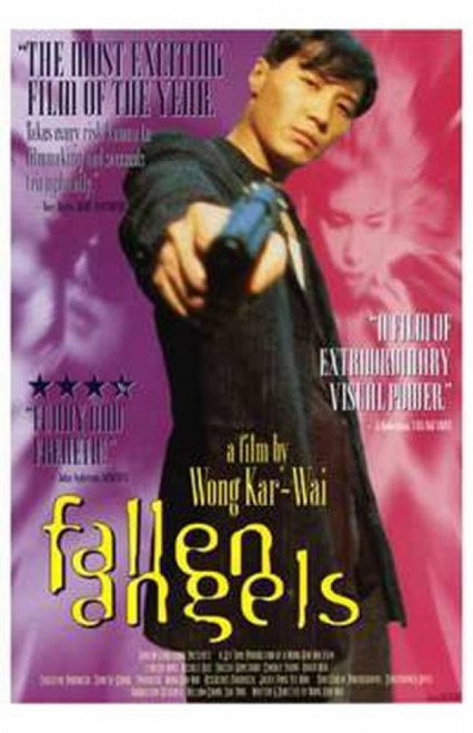 Fallen Angels Movie Poster (11 x 17) - Item # MOV200743