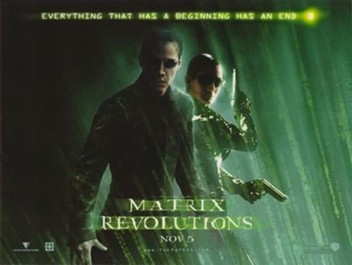 The Matrix Revolutions Movie Poster (17 x 11) - Item # MOV344796