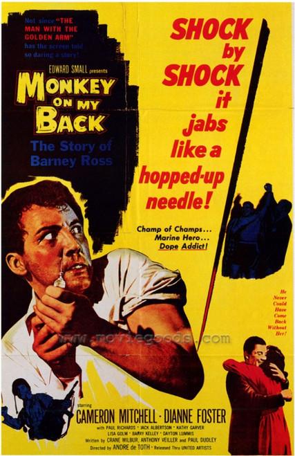 Monkey on My Back Movie Poster Print (27 x 40) - Item # MOVCF1292