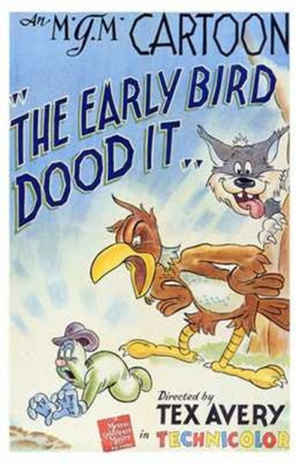 The Early Bird Dood It Movie Poster (11 x 17) - Item # MOV198062