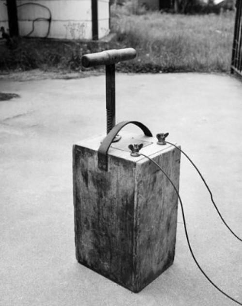 Dynamite detonator box Poster Print - Item # VARSAL25533671