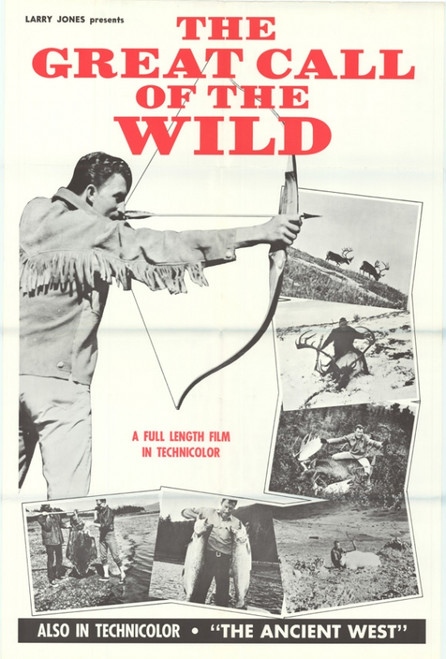 Great Call of the Wild Movie Poster Print (27 x 40) - Item # MOVII1218