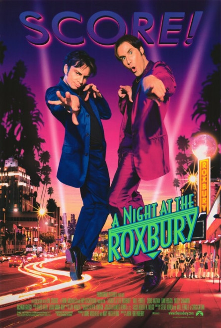 A Night at the Roxbury Movie Poster Print (27 x 40) - Item # MOVCF8377